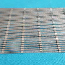 Stainless steel animal enclosure mesh