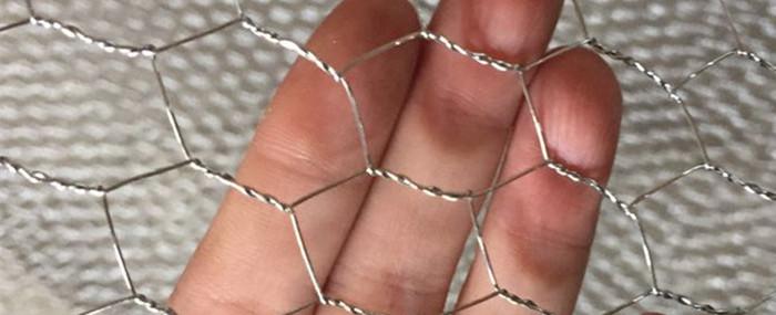 Hexagonal Mesh and Rabbit Netting