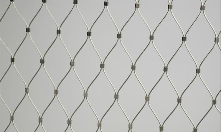 Real 316 stainless steel ferrule mesh/net